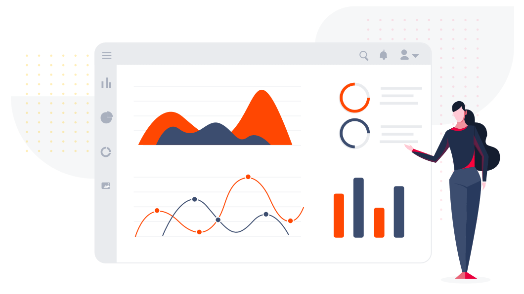 Create stunningly beautiful dashboards
