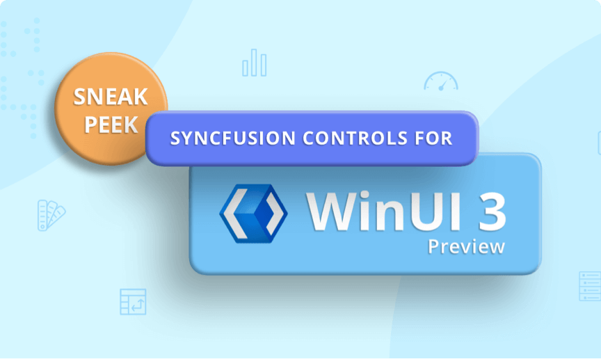 WinUI Widgets Are now web-compatible
