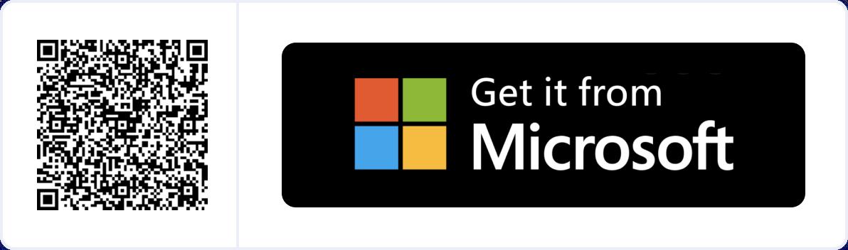 Microsoft Store Badge