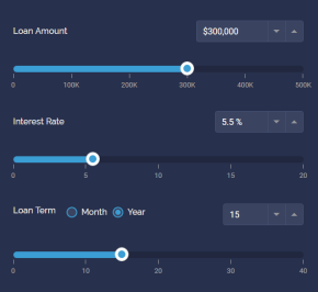 Loan Calculator case study