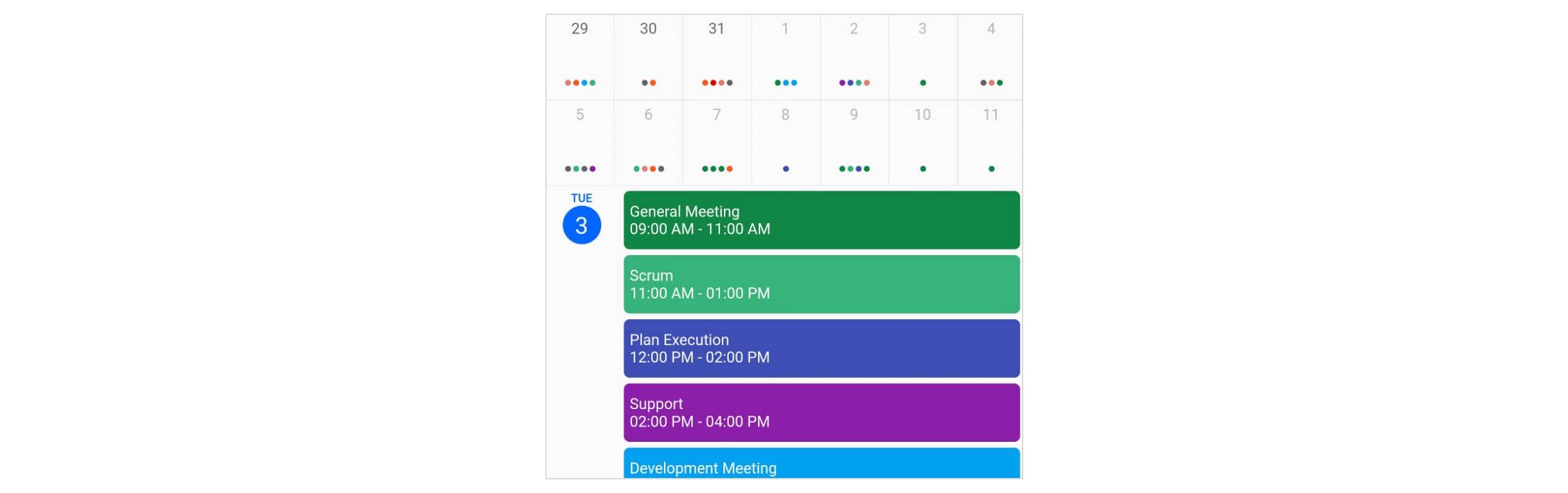 month_agenda_view