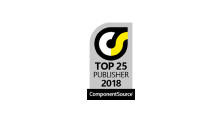 Componentsource publisher award