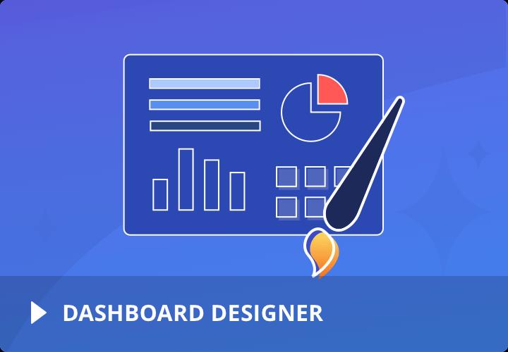 dashboard designer videos