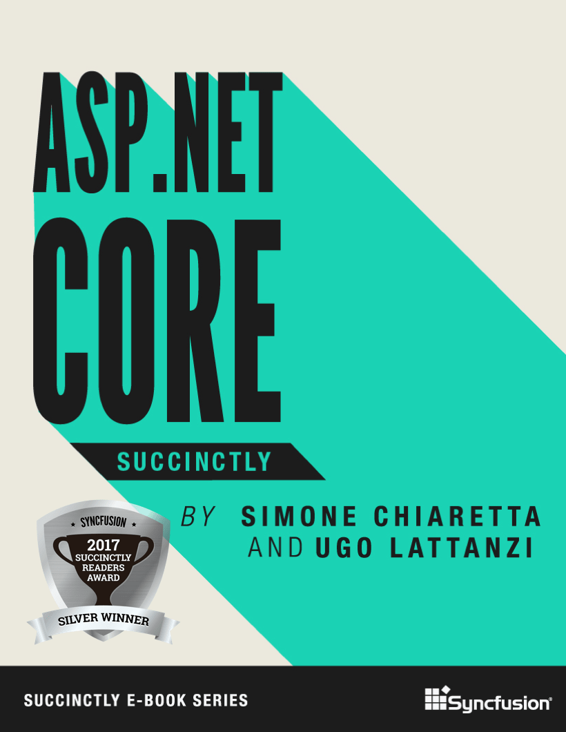 ASP.NET Core Succinctly Free eBook