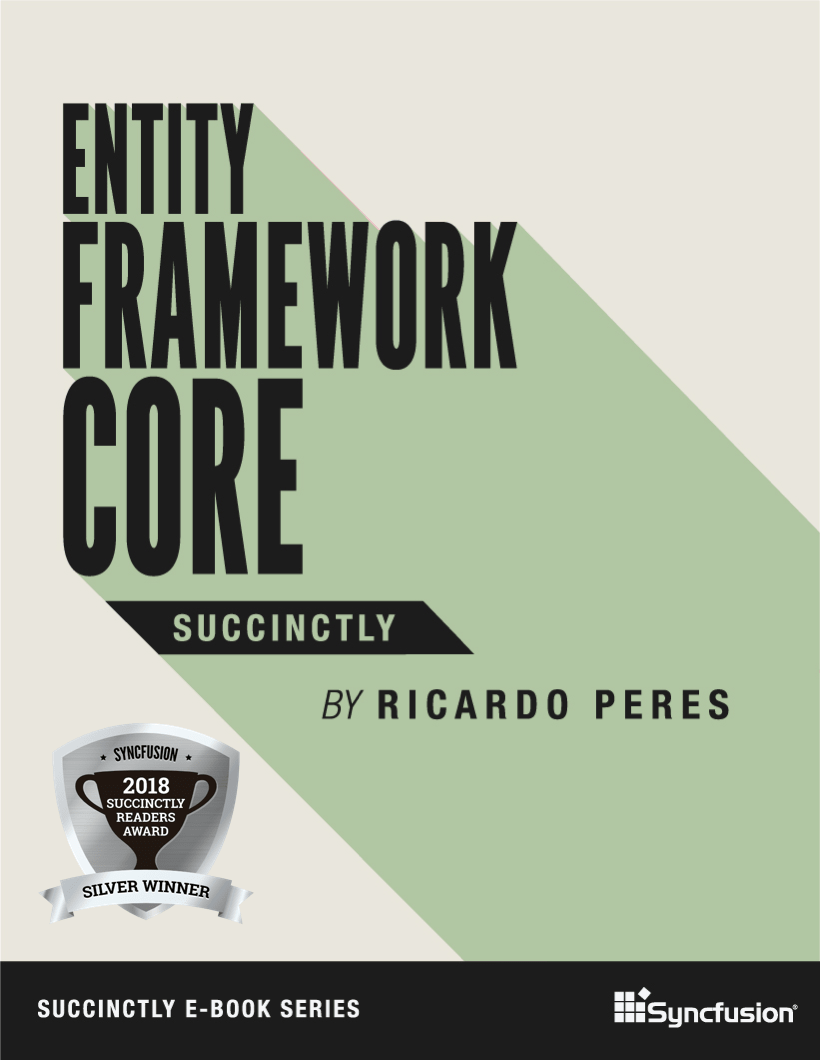 Entity Framework Core Succinctly Free eBook