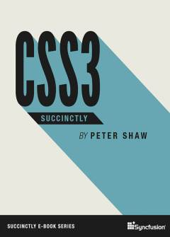 CSS3 Succinctly Free eBook