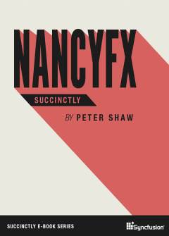 NancyFX Succinctly Cover