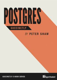 Postgres Succinctly Free eBook