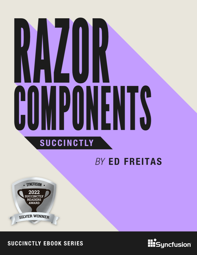 Razor Components Succinctly