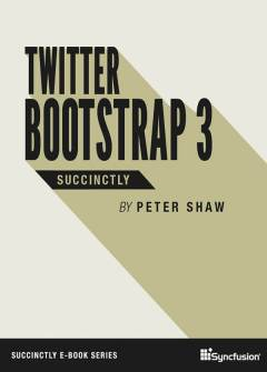 Twitter Bootstrap 3 Succinctly Free eBook