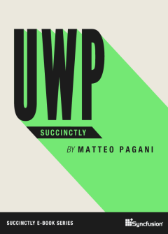 UWP Succinctly Free eBook