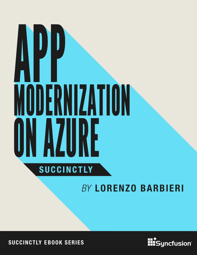 App Modernization on Azure Succinctly
