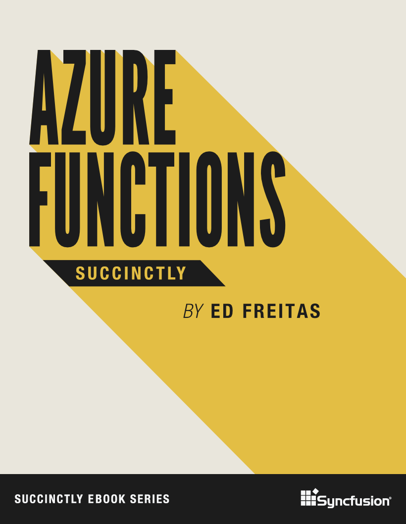 Azure Functions Succinctly