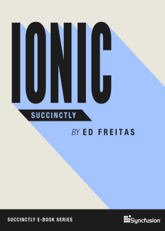 Ionic Succinctly Free eBook