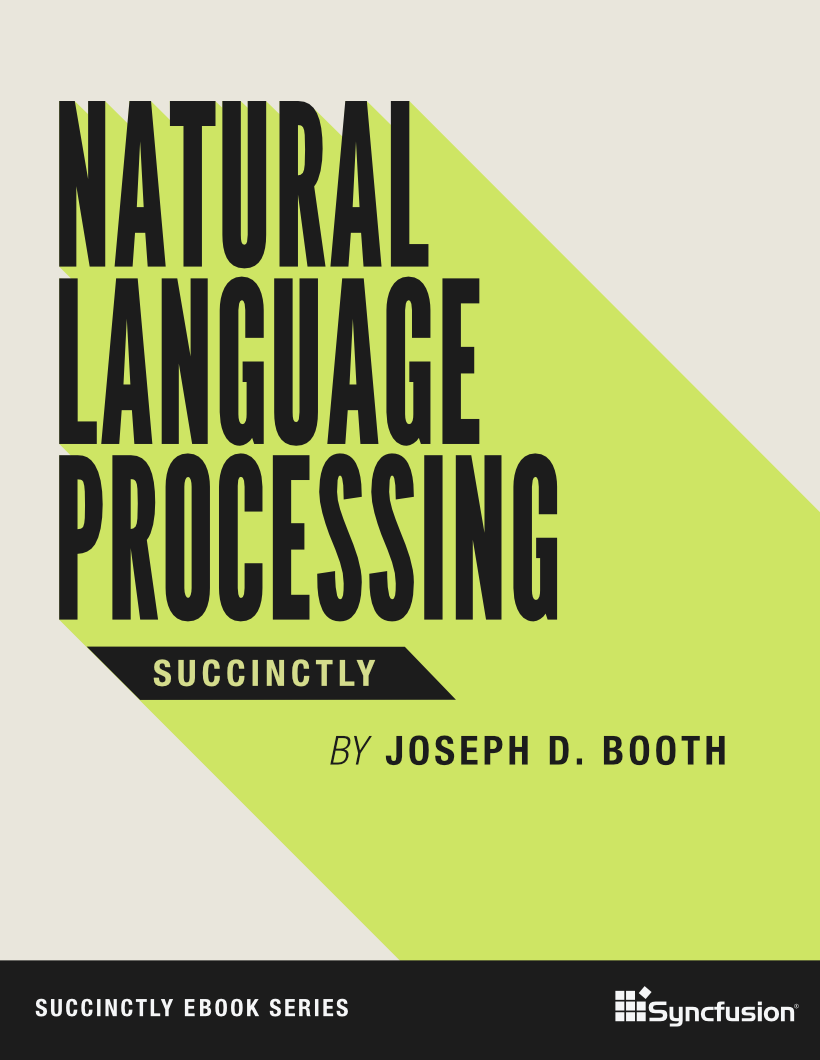 Natural Language Processing Succinctly Free eBook