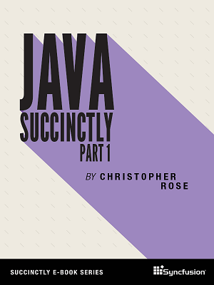 Java Succinctly Part 1