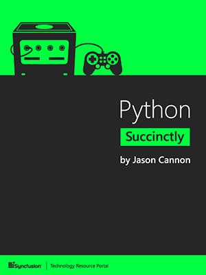 Syncfusion Free Ebooks | Python Succinctly