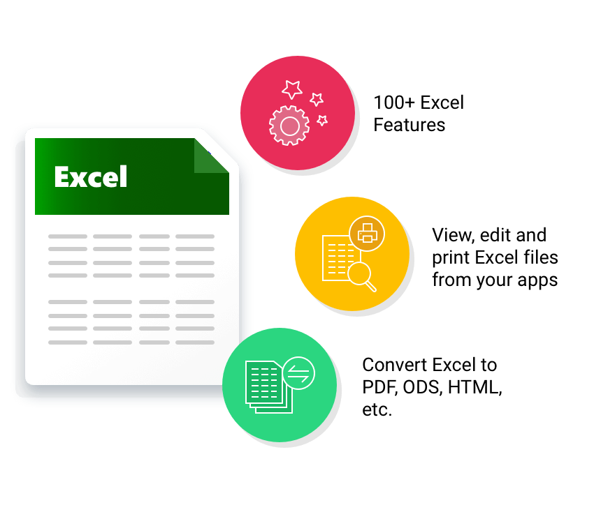 Syncfusion Excel Library