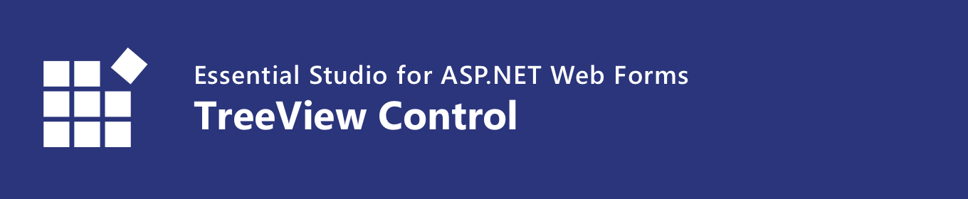 syncfusion asp.net web forms treeview control banner