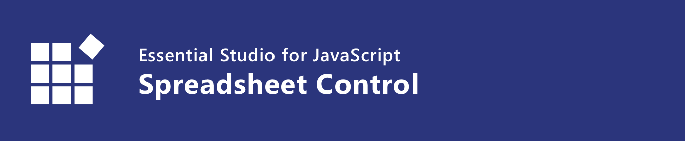 syncfusion javascript spreadsheet control banner