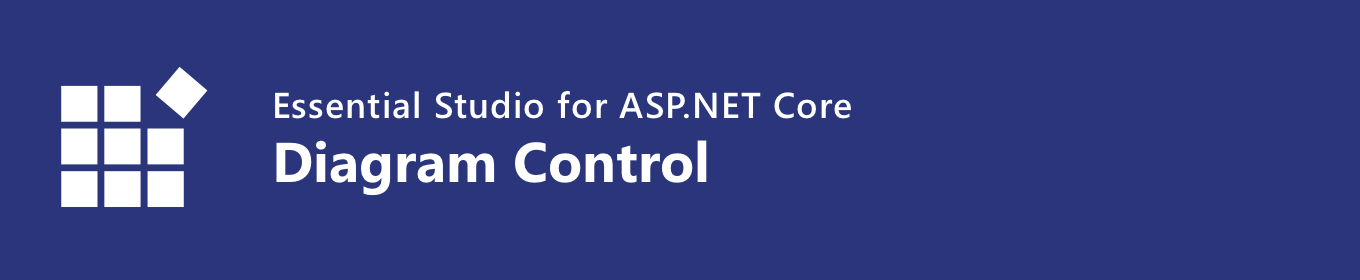 syncfusion asp.net core diagram control