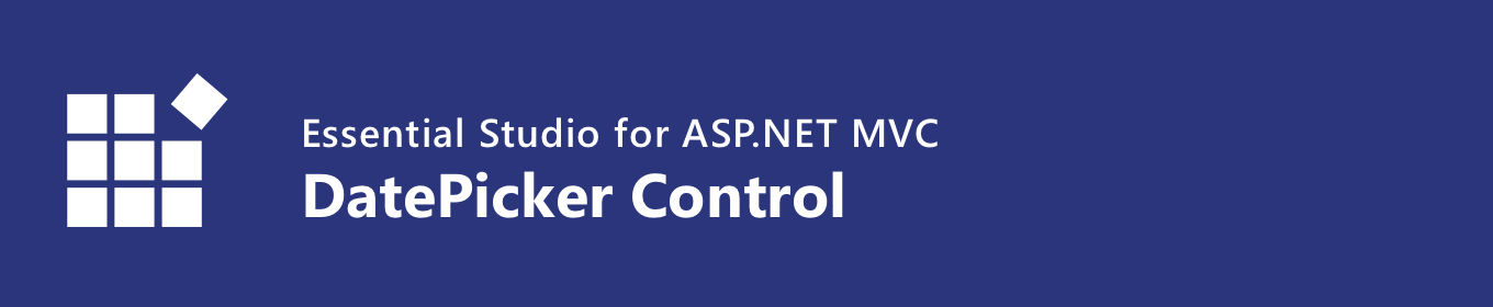 syncfusion asp.net mvc datepicker control