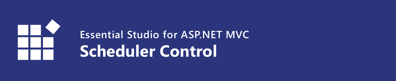 Syncfusion ASP NET MVC Scheduler
