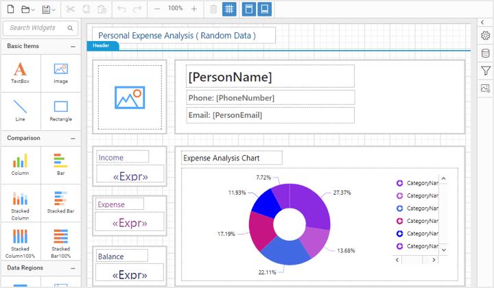 Reporting - Syncfusion - Visual Studio Marketplace