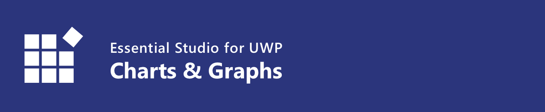 Syncfusion UWP Charts & Graphs