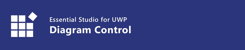 syncfusion uwp diagram control banner