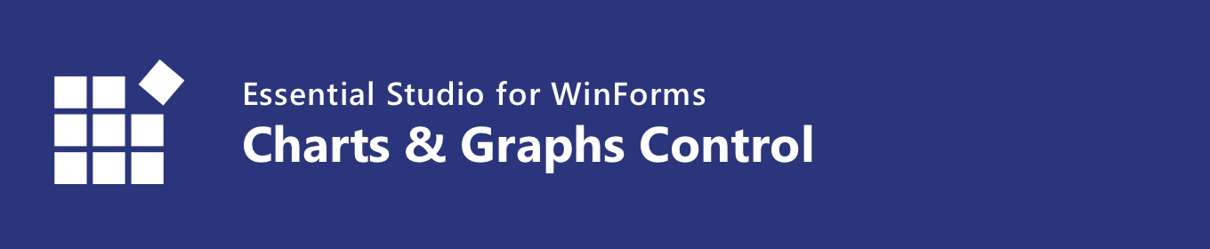 Syncfusion WinForms Chart Banner