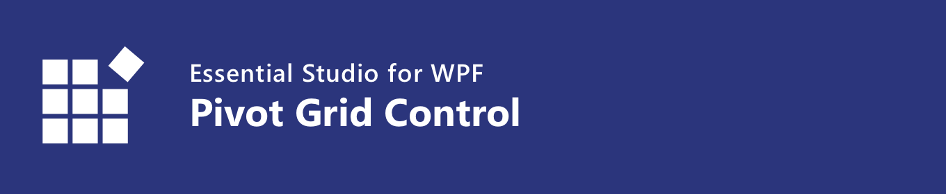 syncfusion wpf pivot grid control banner