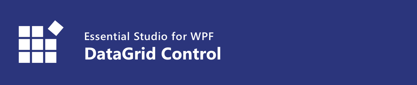 WPF DataGrid - Syncfusion WPF UI Controls - Visual Studio Marketplace